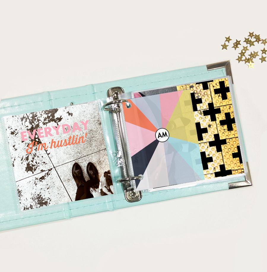 #FromWhereIStand Mini Album   The Paper Curator