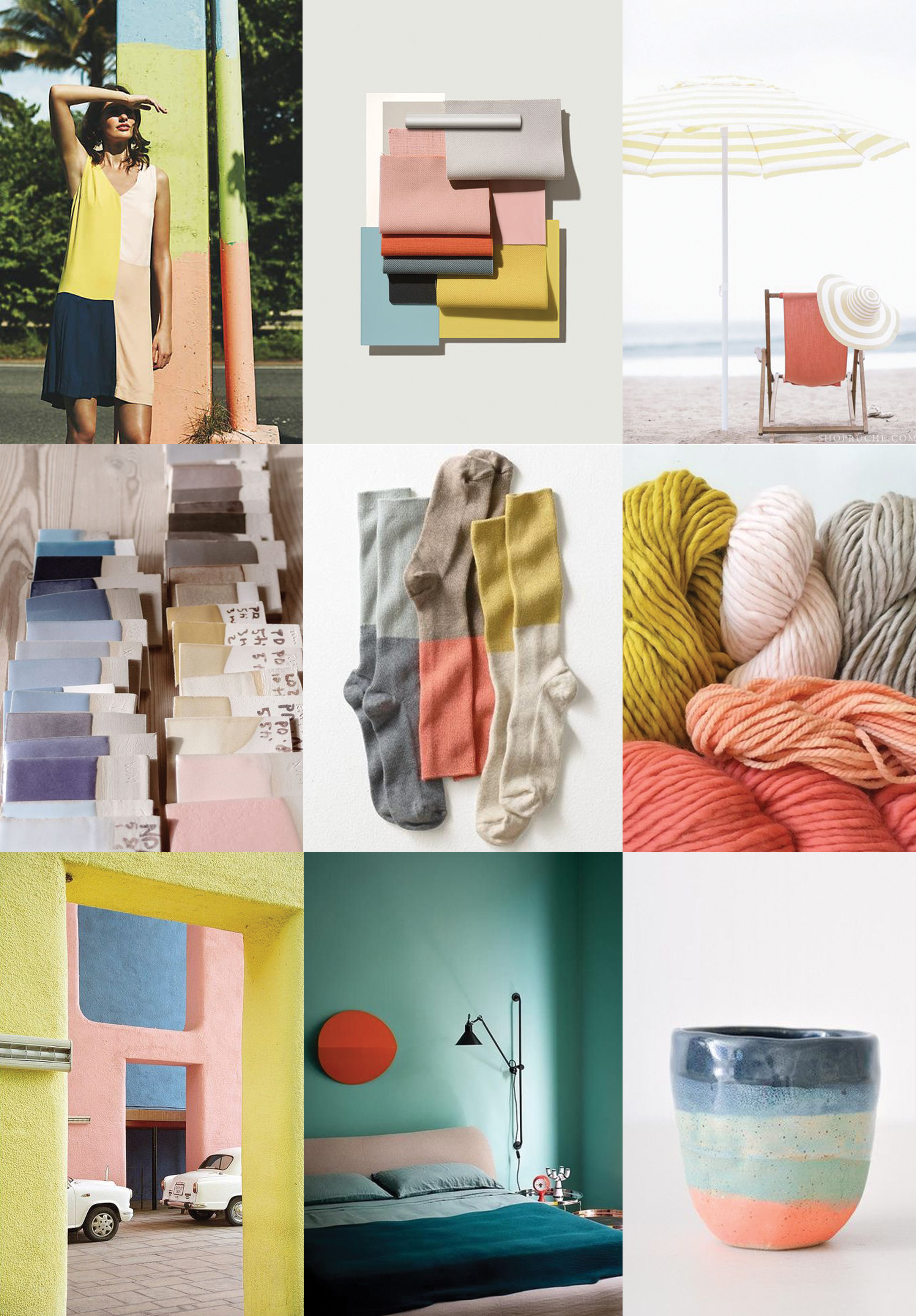 Weekly Inspiration with Monday Mood Board 58   The Paper Curator