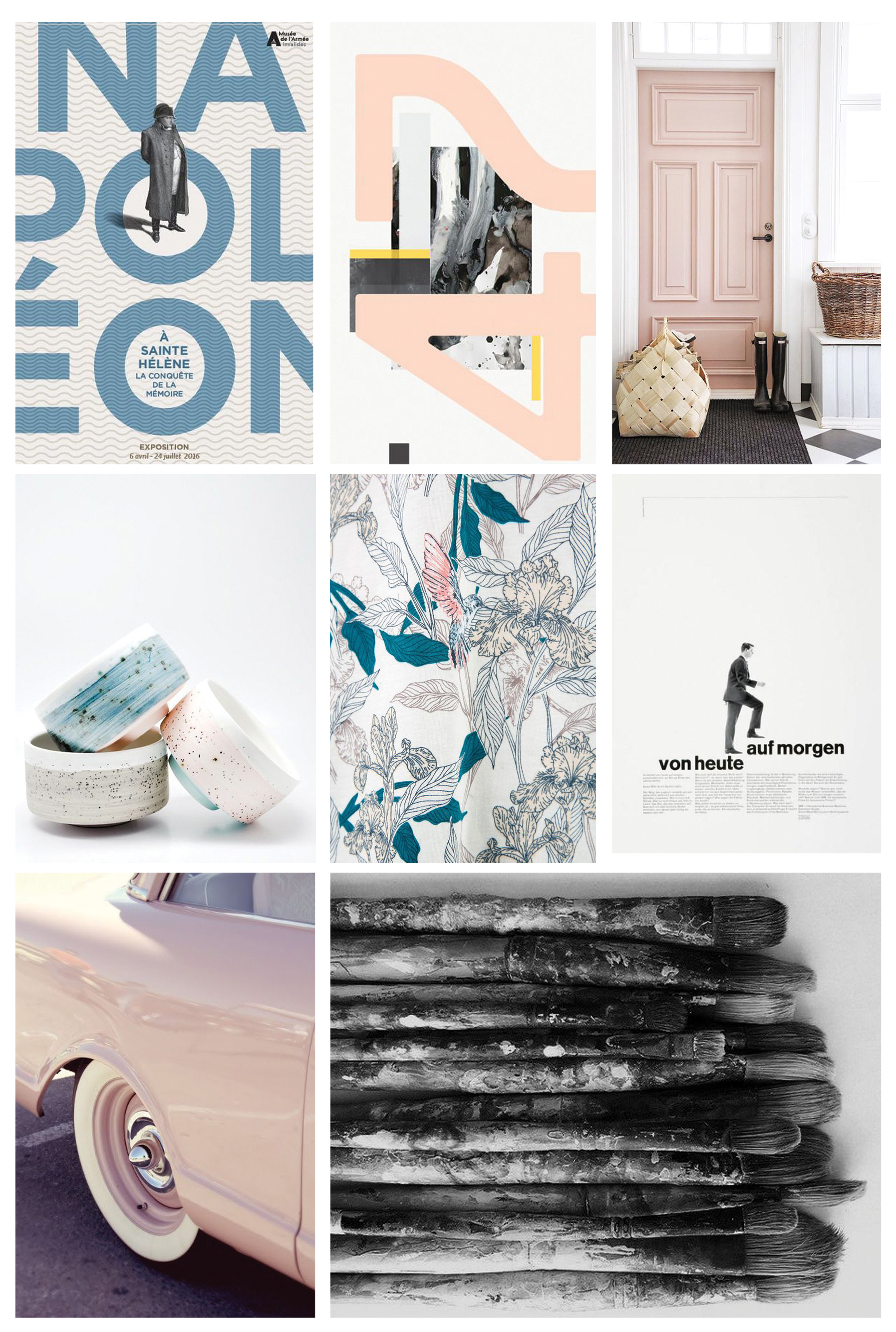 Weekly Inspiration with Monday Mood Board 59 | The Paper Curator