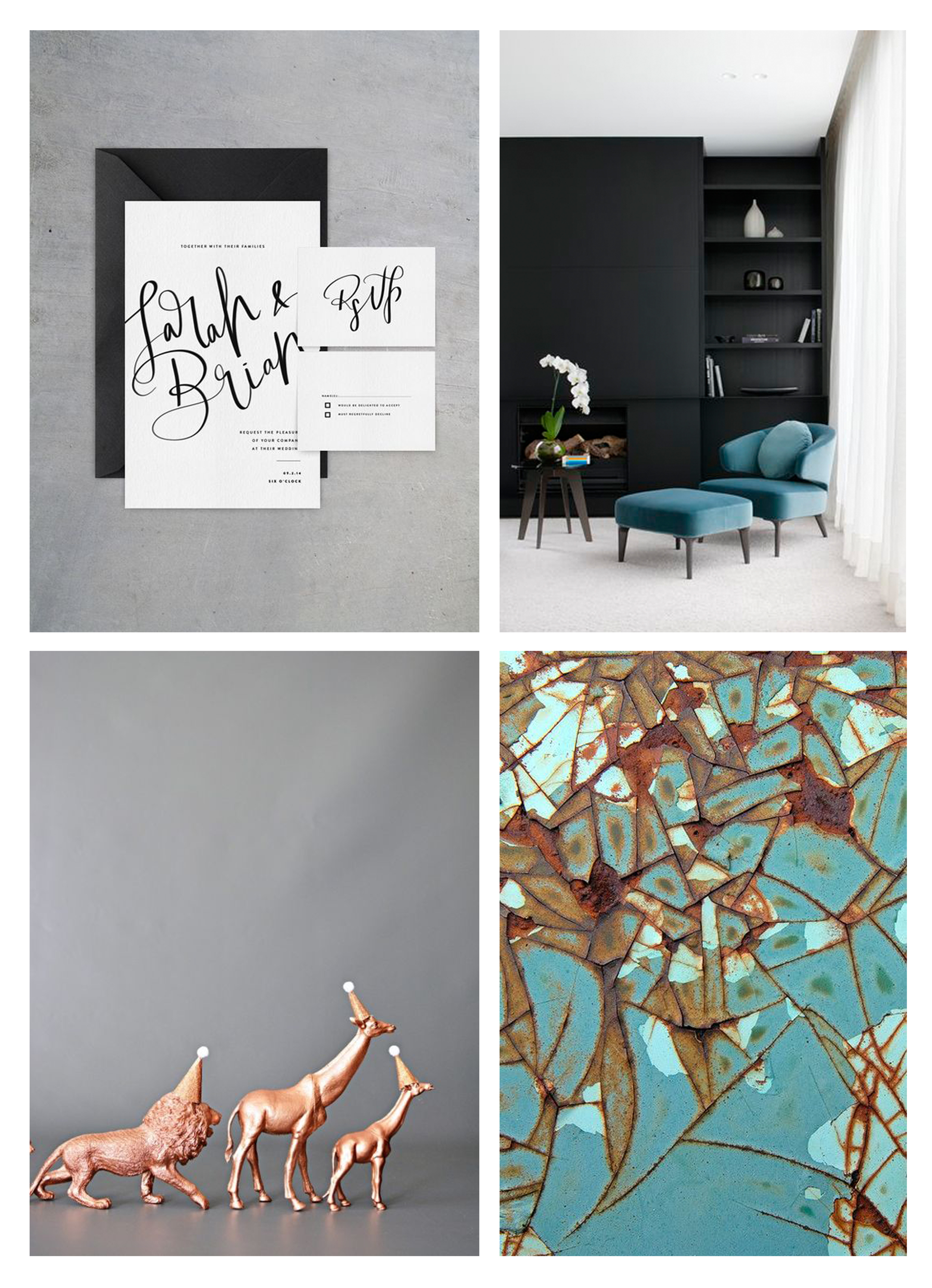 Weekly Inspiration with Monday Mood Board 60 | The Paper Curator