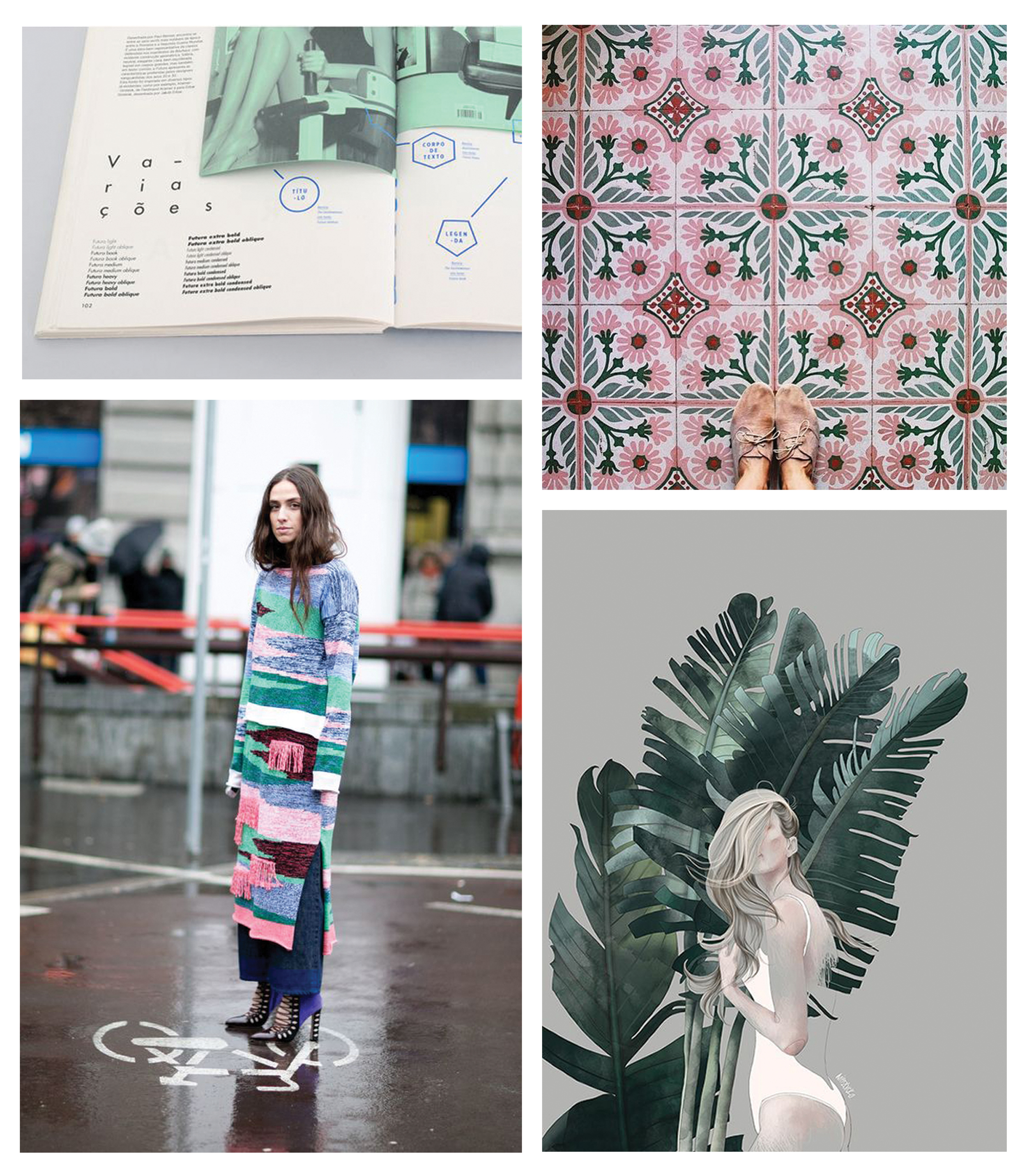 Weekly Inspiration with Monday Mood Board 61 | The Paper Curator