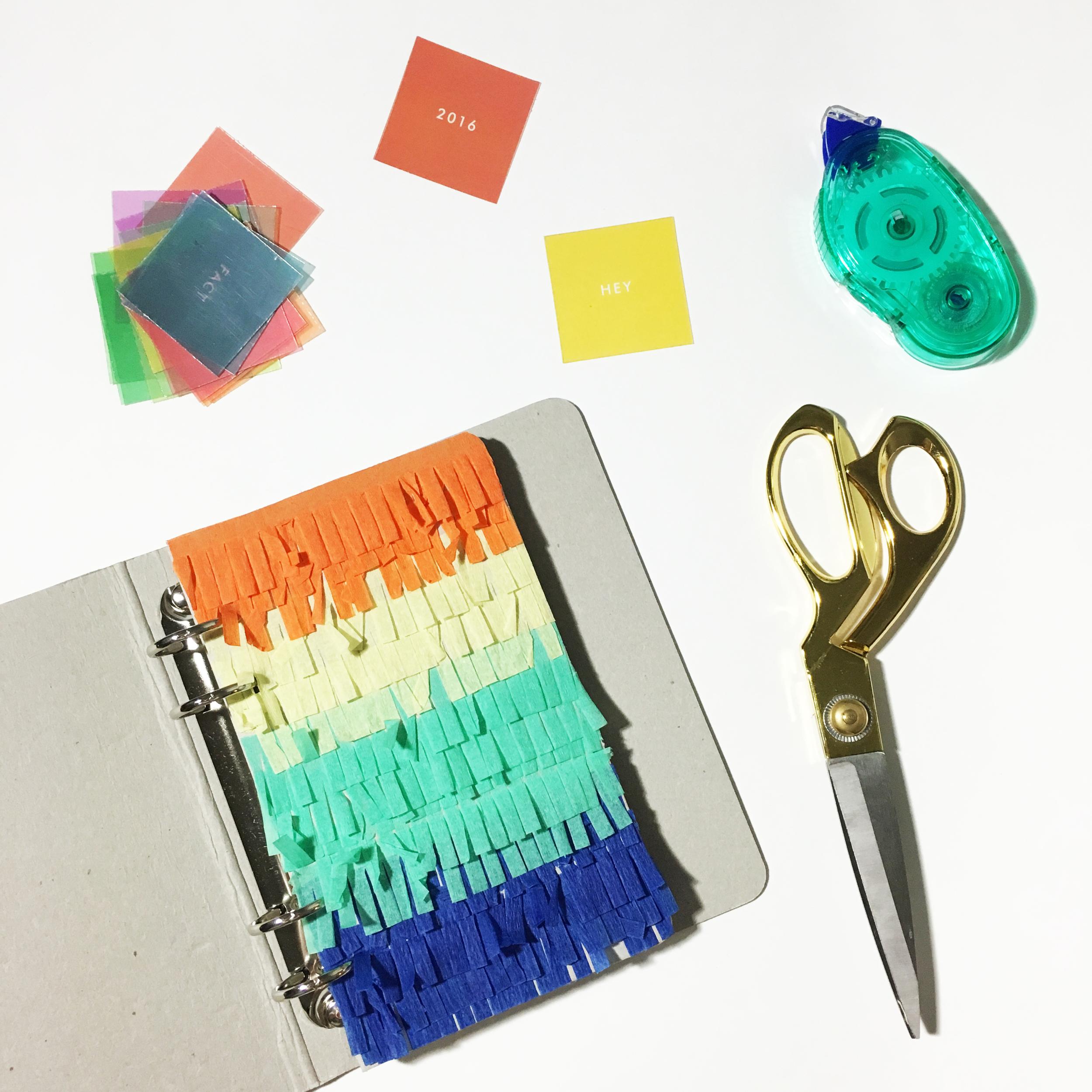 '25' Mini Album   The Paper Curator