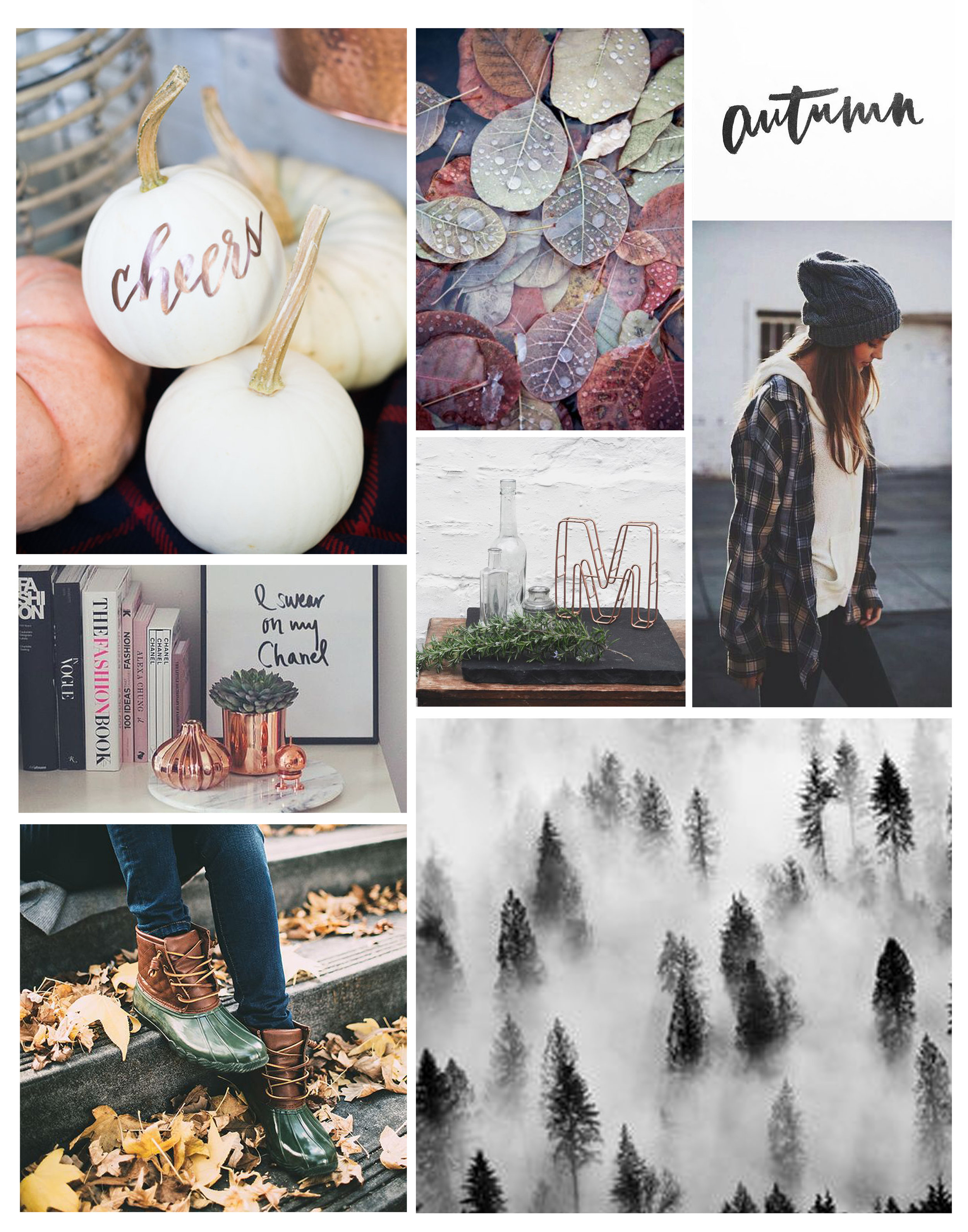 Weekly Inspiration with Monday Mood Board 70 | The Paper Curator