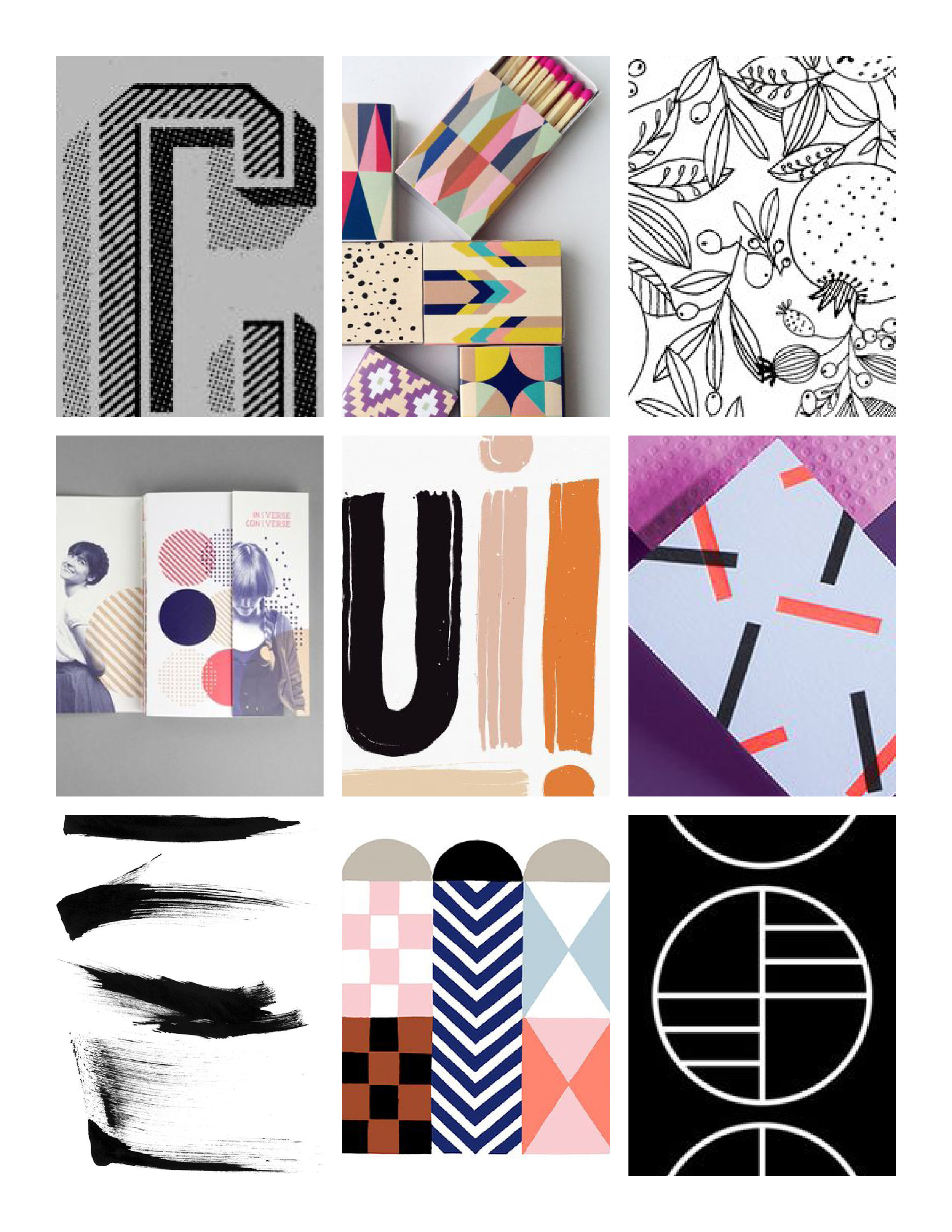 November Kit Mood Board | The Paper Curator