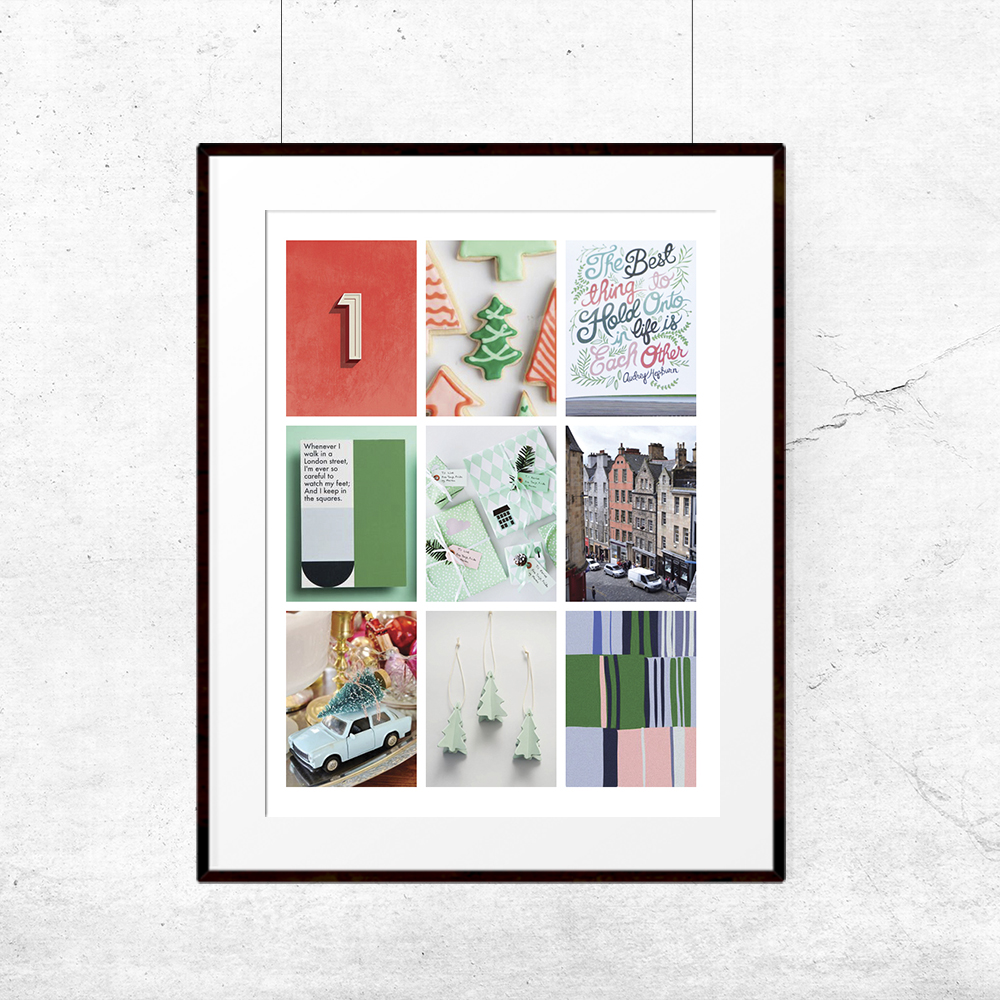 December Kit Inspiration | The paper Curator