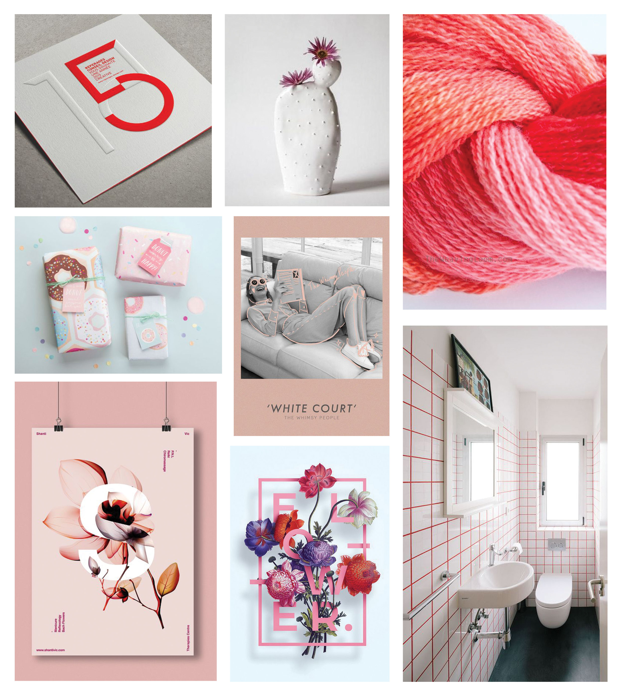 Weekly Inspiration with Monday Mood Board 74 | The Paper Curator