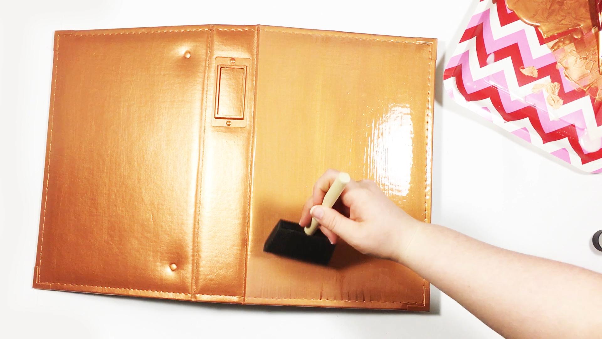 DIY Custom Scrapbook Album | The Paper Curator