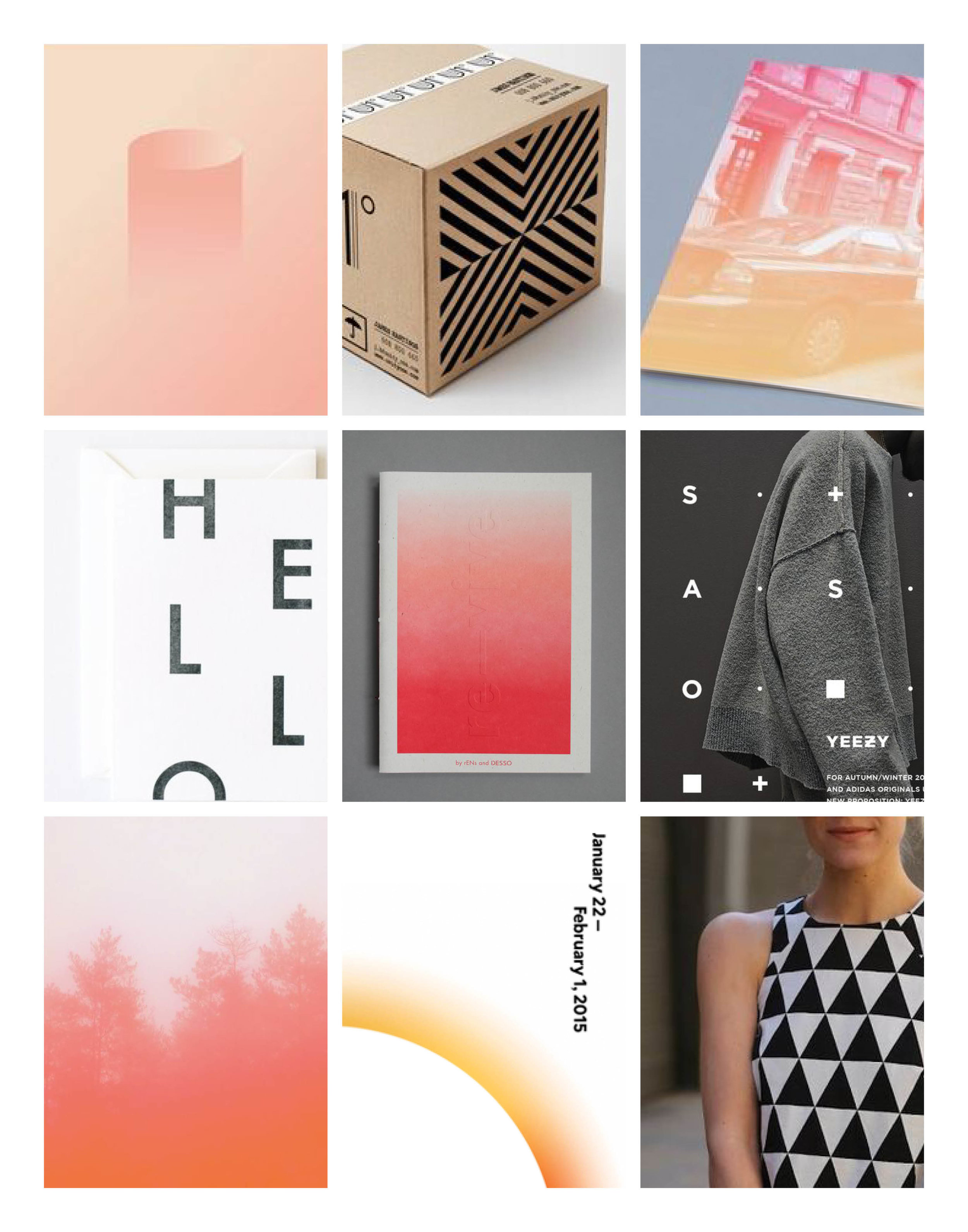 Weekly Inspiration with February Kit Mood Board | The Paper Curator