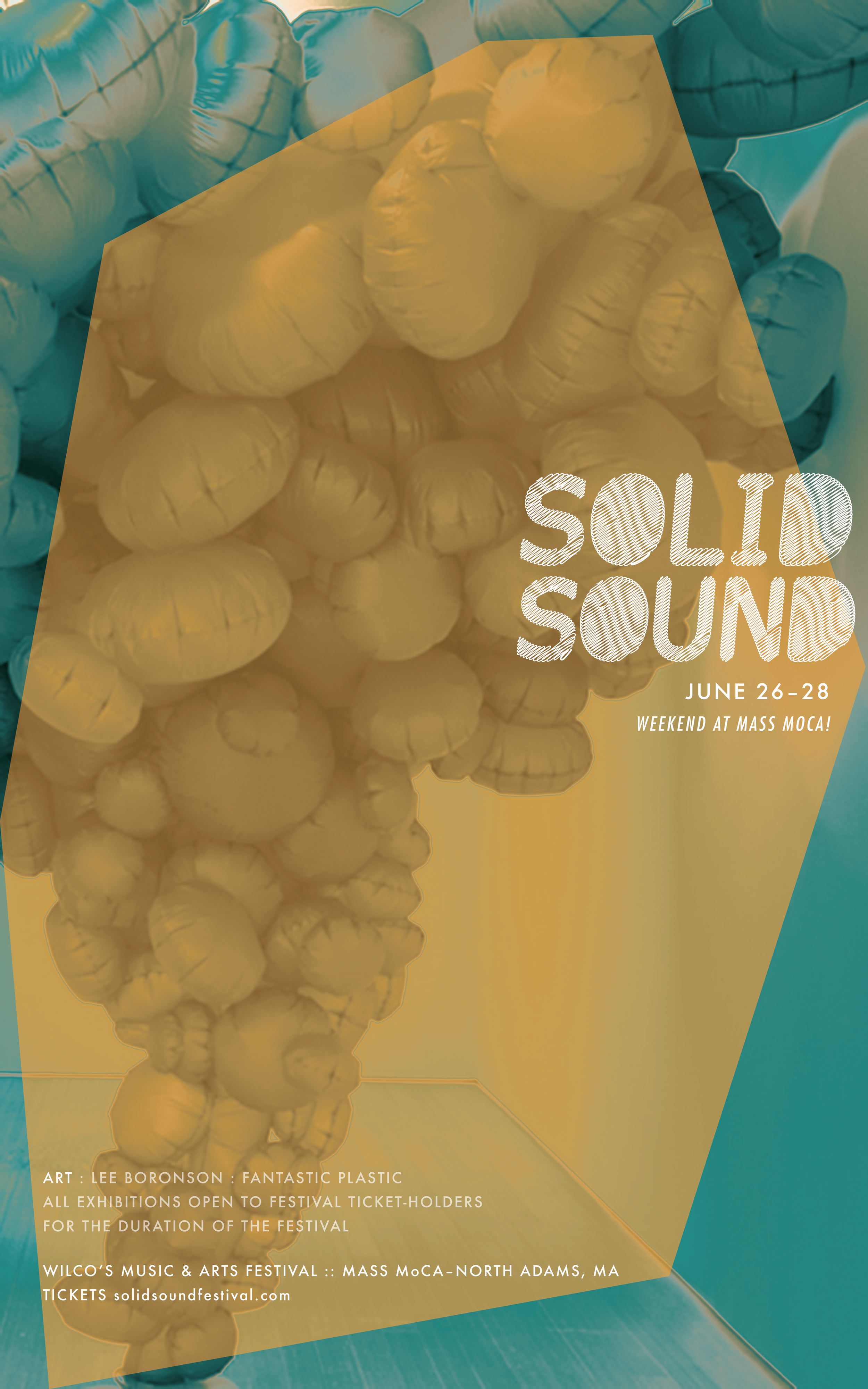 Poster Series: Solid Sound