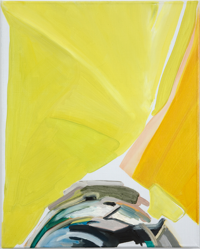 Windmiller, 2008 Oil on linen 20 x 16 inches