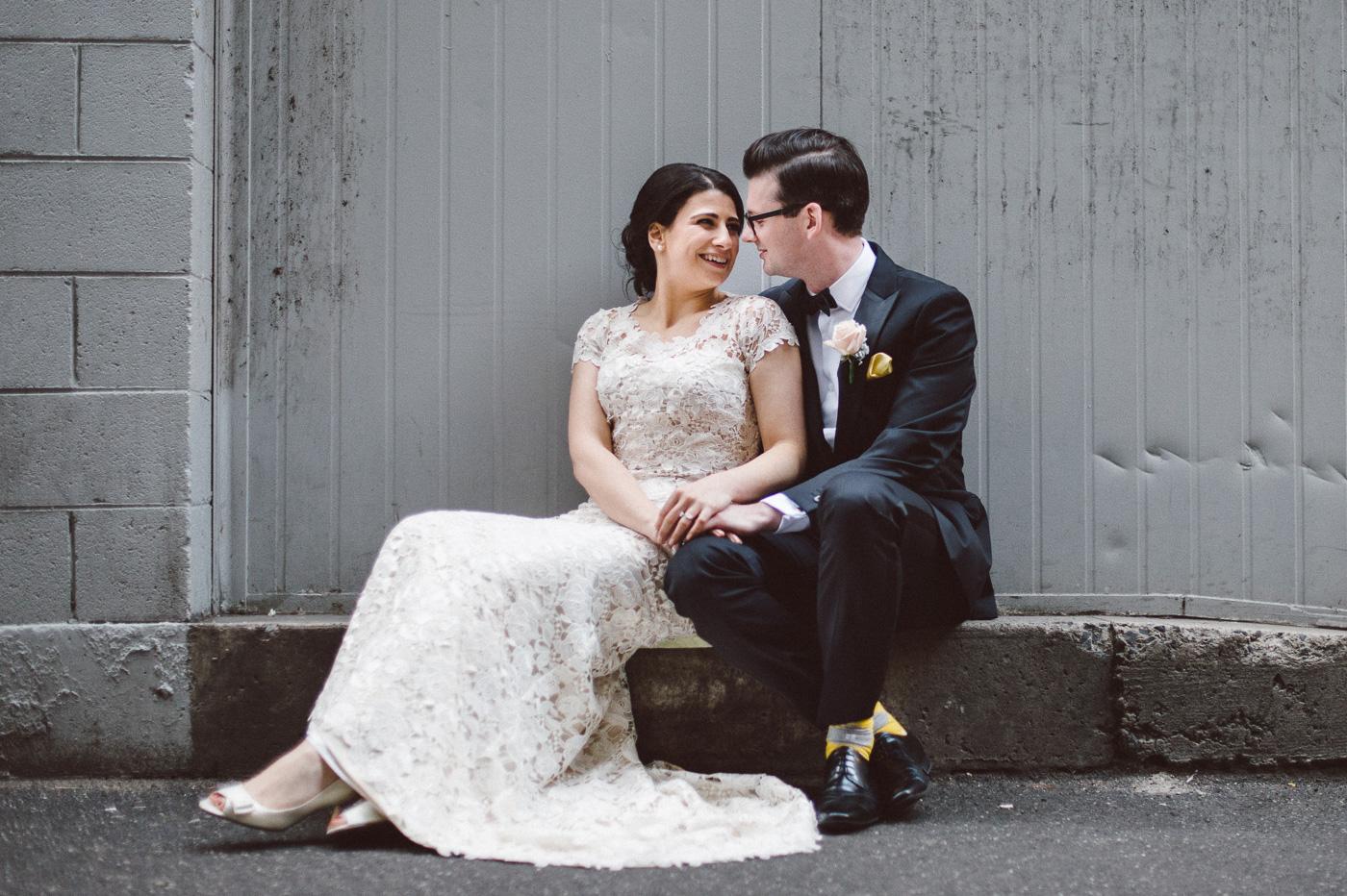 Melbourne-laneway-wedding-photo