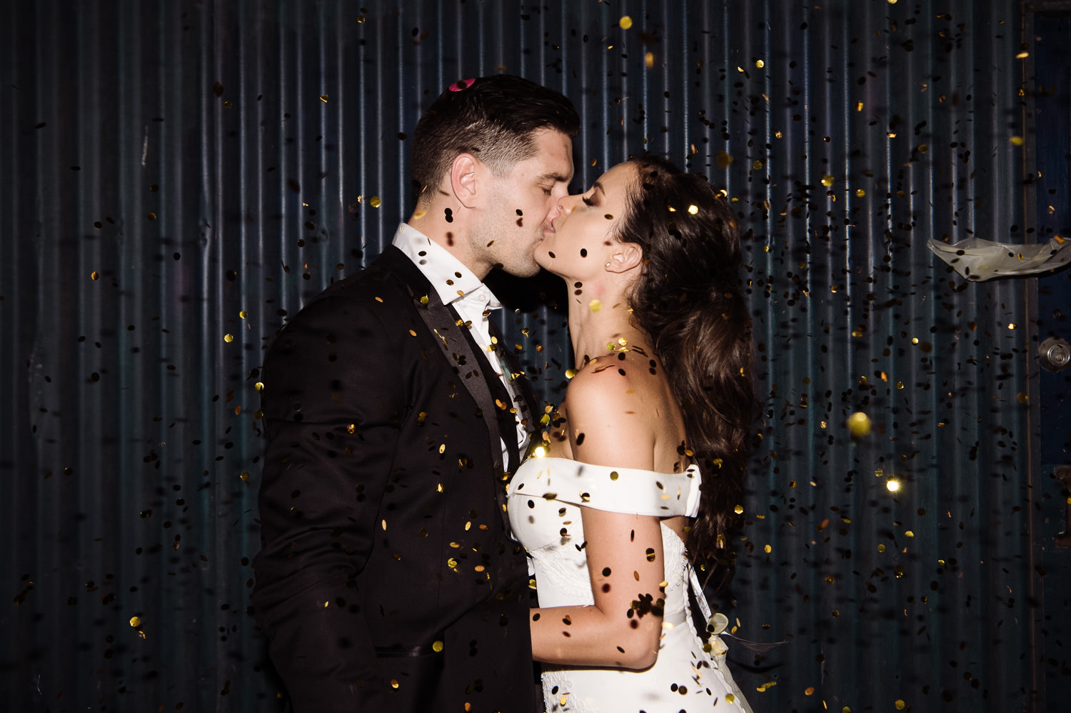 Alex + Nick - Glam celebration at Laurens Hall