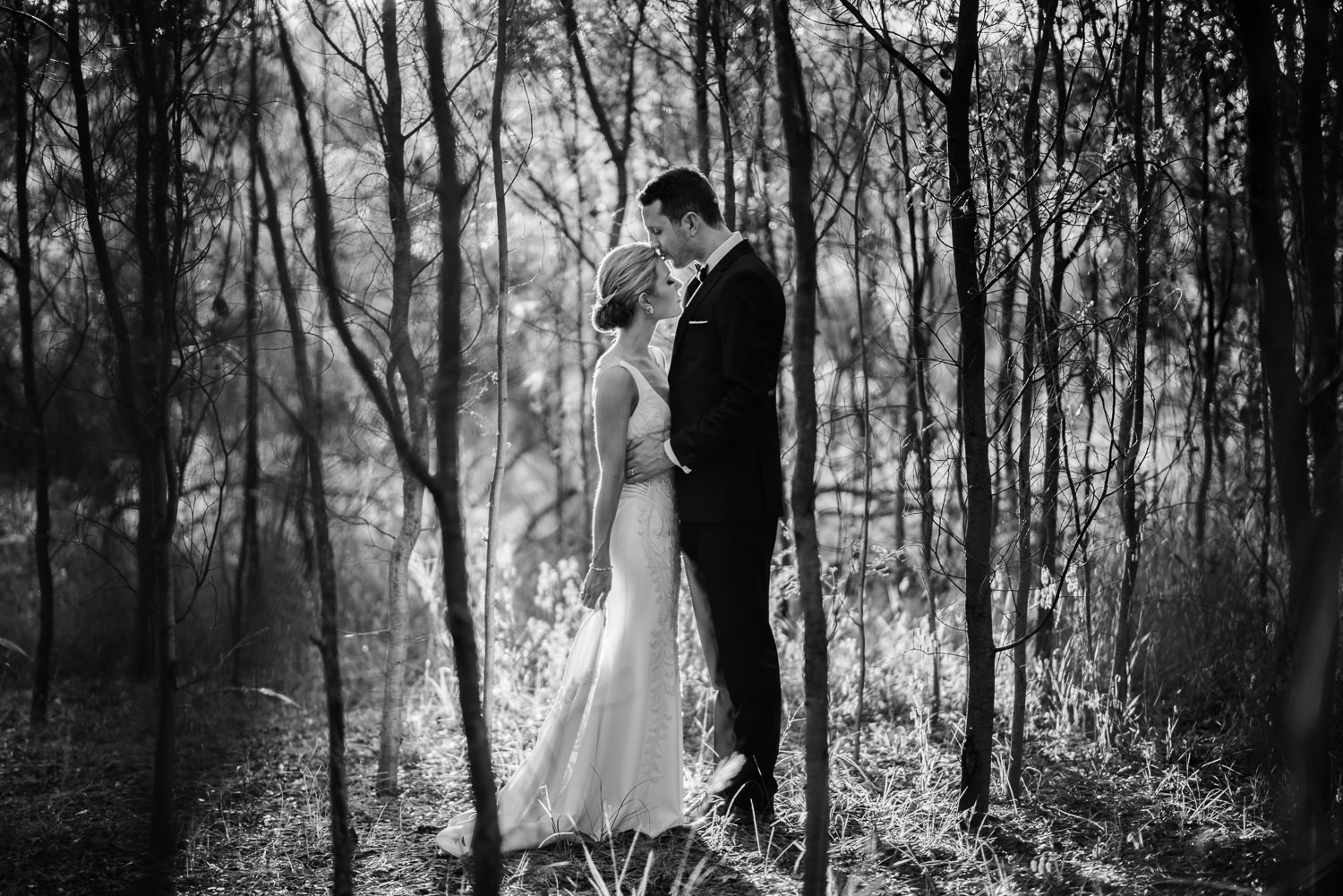 Jess + Lach - Elegance at Luminare, South Melbourne