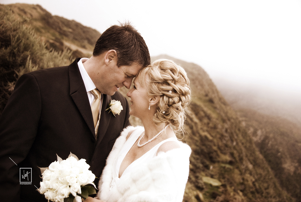 Sweet wedding love