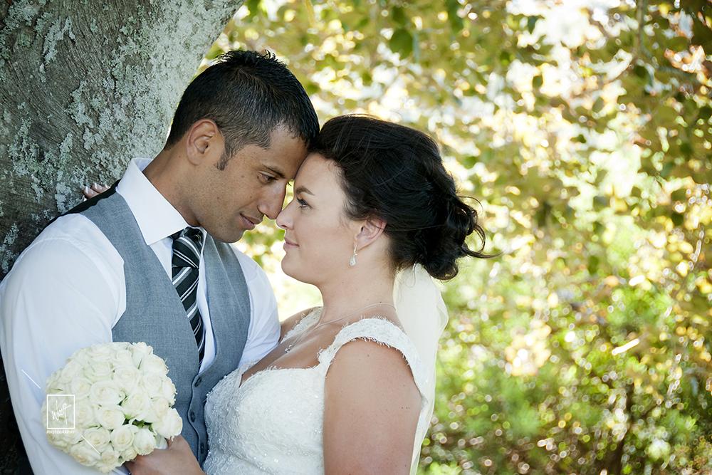Cute husband and wife