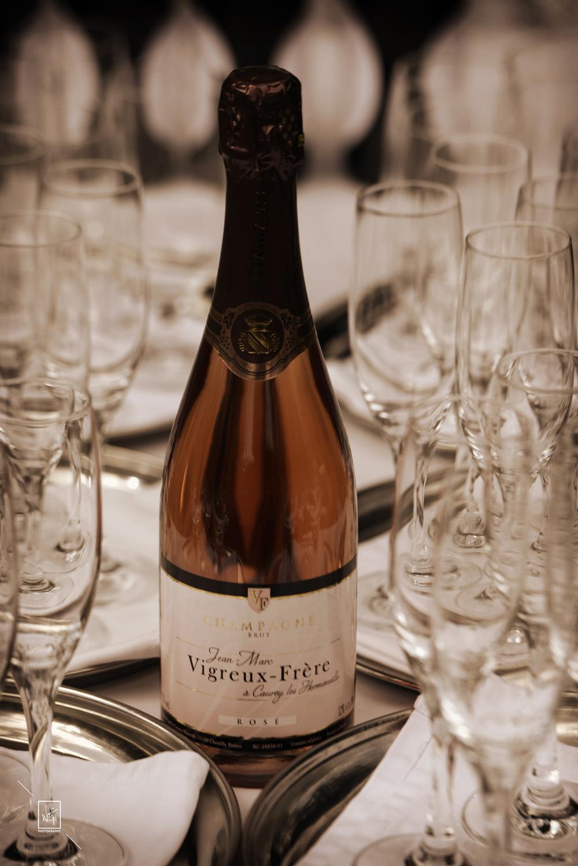 Wedding wine photography