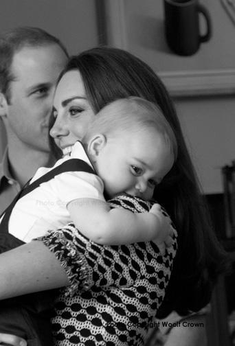 Prince George and The Duchess of CambridgeBW lr _7PW3563.jpg