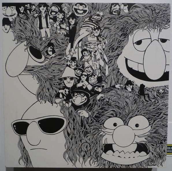 Muppets / Beatles REVOLVER