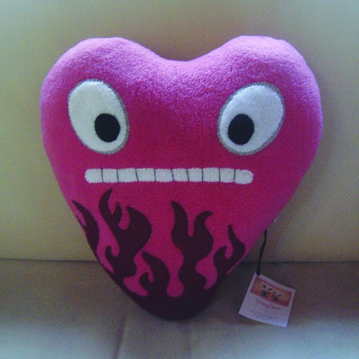 Burning Heart