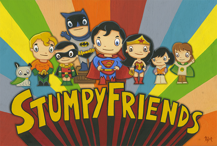 Stumpyfriends