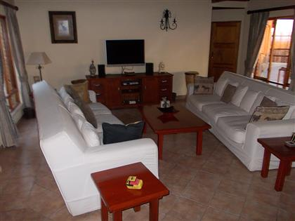 Living area & Dining area