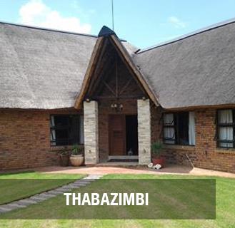 <p><strong>THABAZIMBI</strong>Eco Estate property<br>PRICE -  R5 000 000 <a href=/thaba-farm-1>More →</a></p>