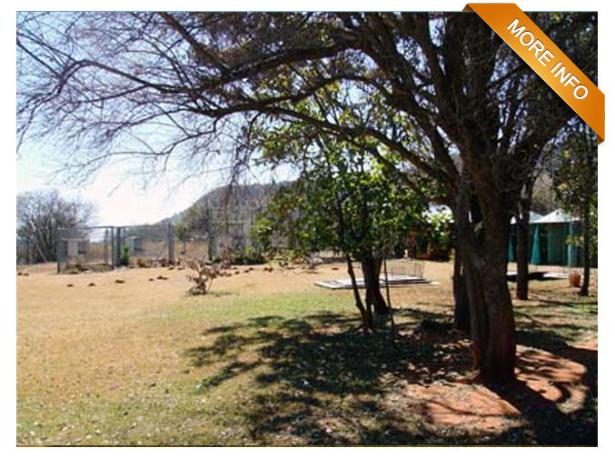 Ref: PS0031 |  30 Ha farm situated 20 km north-west from Bela Bela.      Main home offers 2 bedrooms, 2 bathrooms, open plan living area and kitchen.  Communal entertainment area, self contained 1 bedroom cottage and pool.  Staff quarters and 100 sqm shed and 3 phase electricity.    PRICE: R1 850 000 Neg.