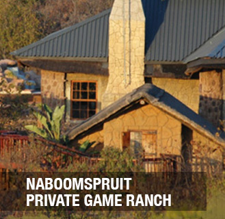 NABOOMSPRUIT PRIVATE GAME RANCH