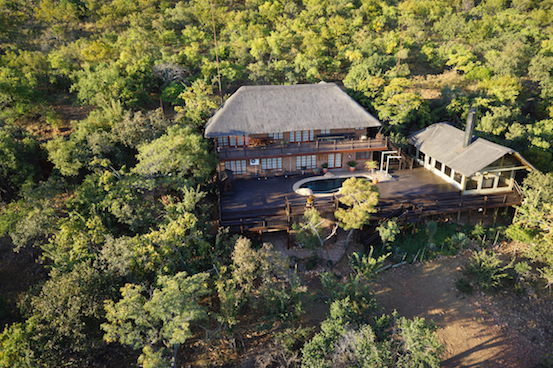 FOR THE BEST GAME VIEWING IN MABALINGWE  - Sleep 8 - Click to book