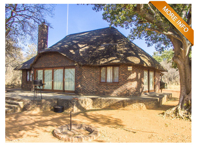"MAB051 | CLASSIC MABULA LIVING   An 8 sleeper House  2 double bedrooms downstairs (en suite bathrooms)  A loft room with 4 beds (a bathroom downstairs)  The house is fully furnished, and is equipped with Linen, crockery and cutlery  Each Member is allocated a Personal cupboard for storage  The house is Serviced once week, on ""changeover day"" which is Thursday. There is a dishwasher, washing machine and tumble dryer in the house.     PRICE: R250 000 FOR 12.5% SHARE"