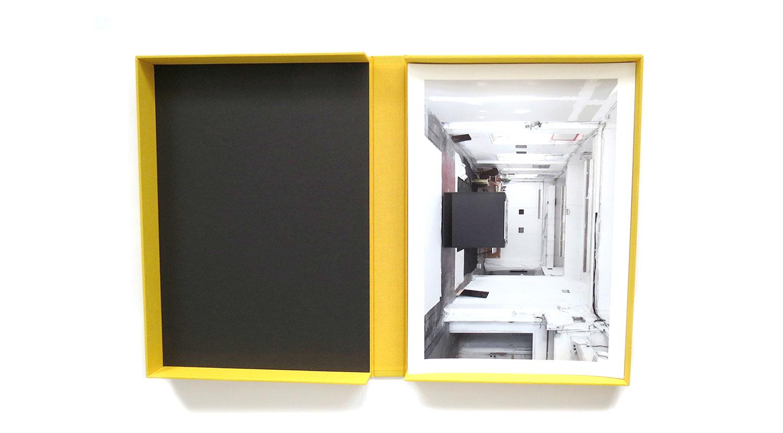 ג'וזף דדון עבודות אחרונות עיצוב קופסאת אמן