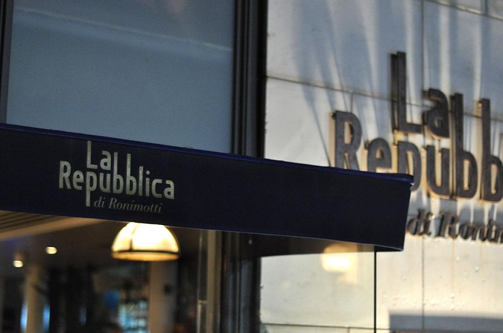 לה רפובליקה מסעדה איטלקית תל אביב