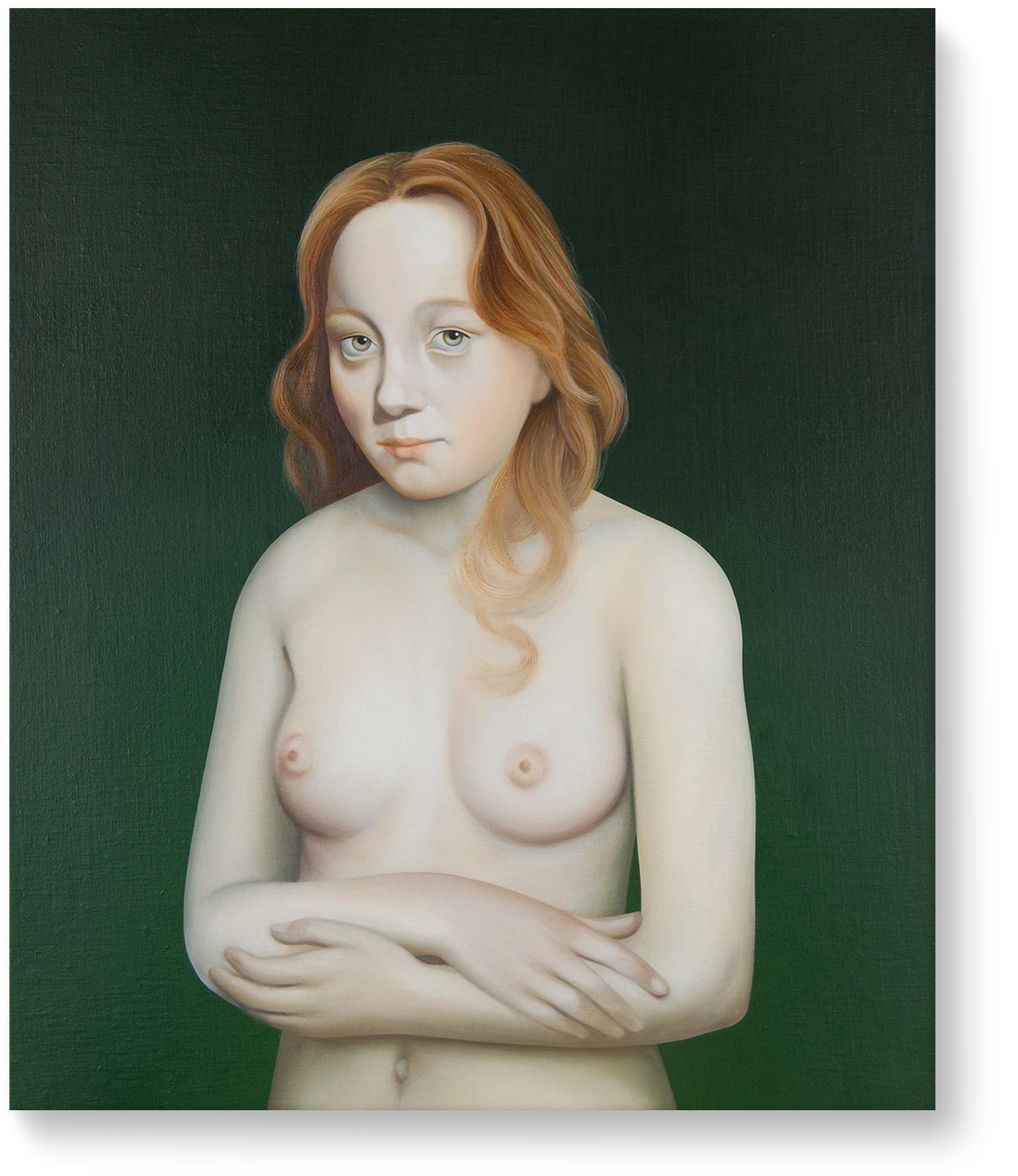 Gretchen2007 77 x 65cm