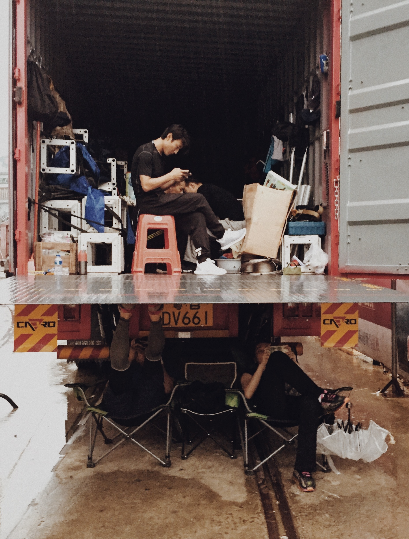 Truck-savy stunties
