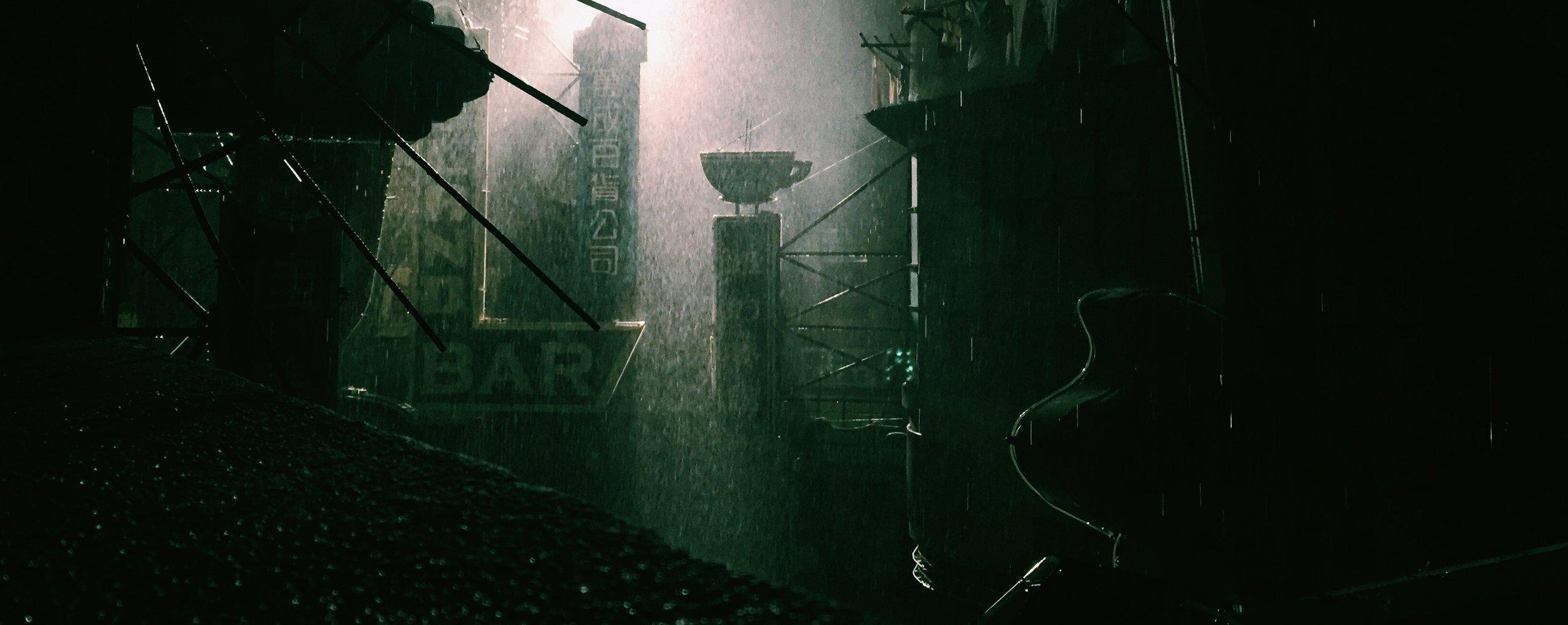 Rainy nights