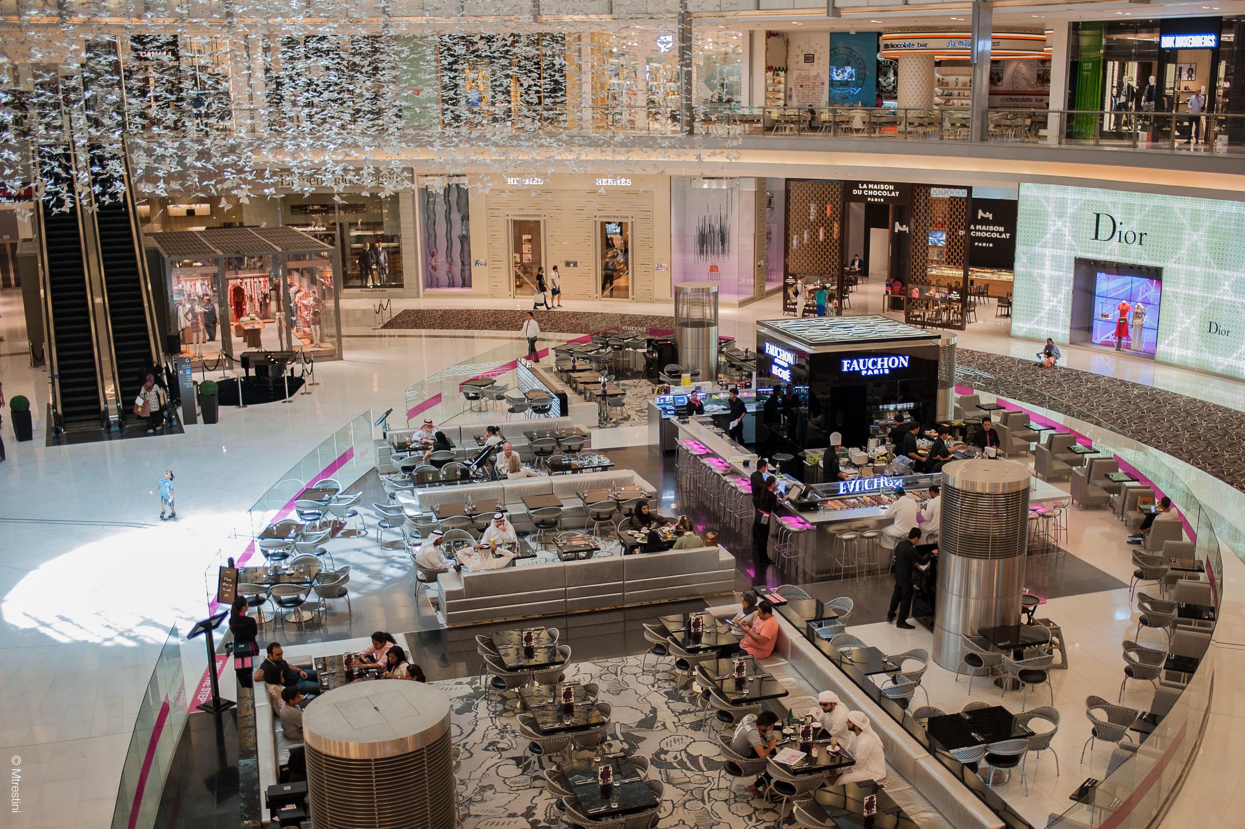 Dubai Mall, UAE