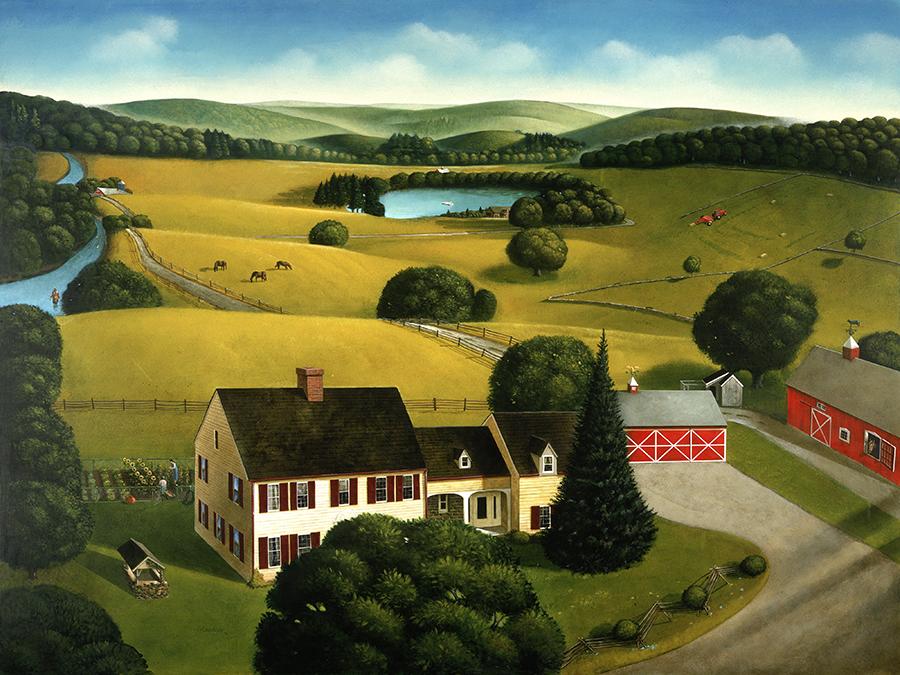 Farmhouse SOLD