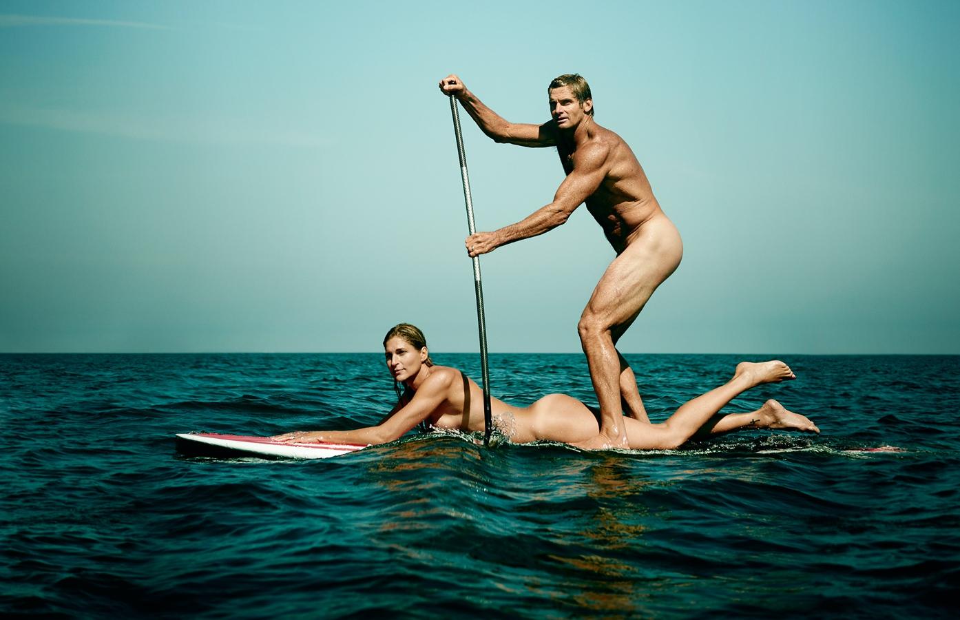 27 - Gabrielle Reece amp Laird Hamilton - Beach Volleyball amp Surfer.jpg