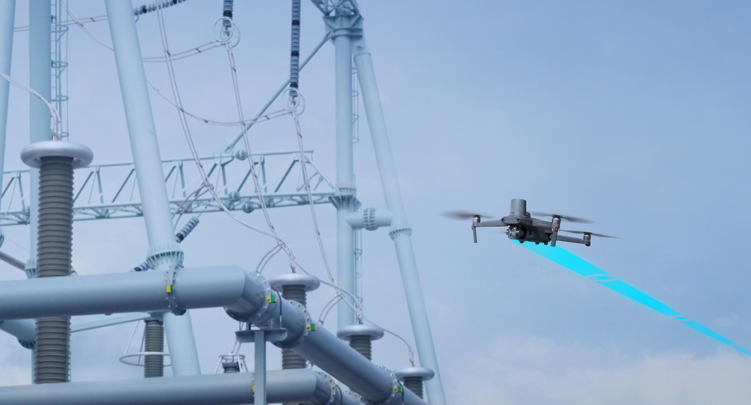 Mô-đun M2EA RTK được thiết kế để thực hiện các nhiệm vụ kiểm tra chi tiết, tự động trong môi trường phức tạp.