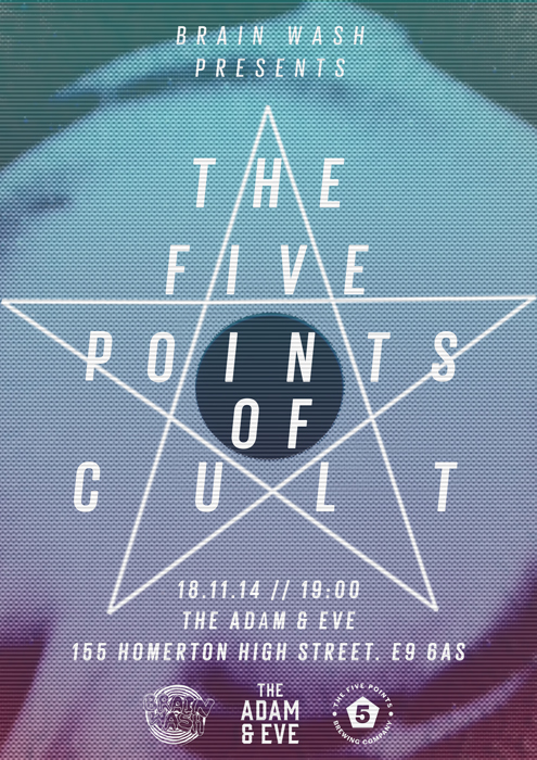 THE FIVE POINTS OF CULT
