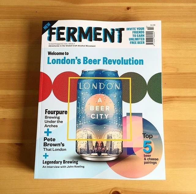 FERMENT ISSUE 2 / LONDON BEER SPECIAL