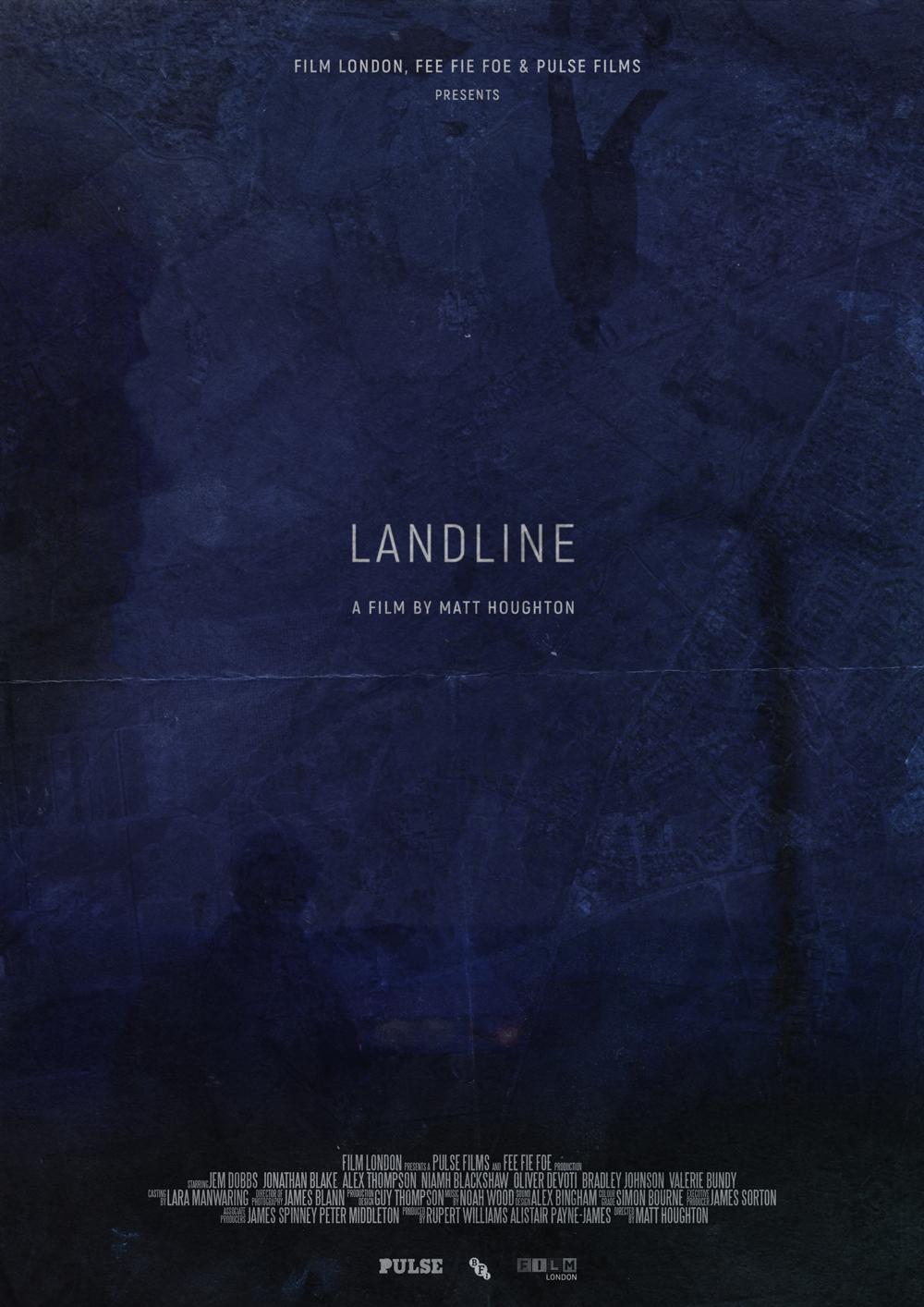 LANDLINE // MATT HOUGHTON