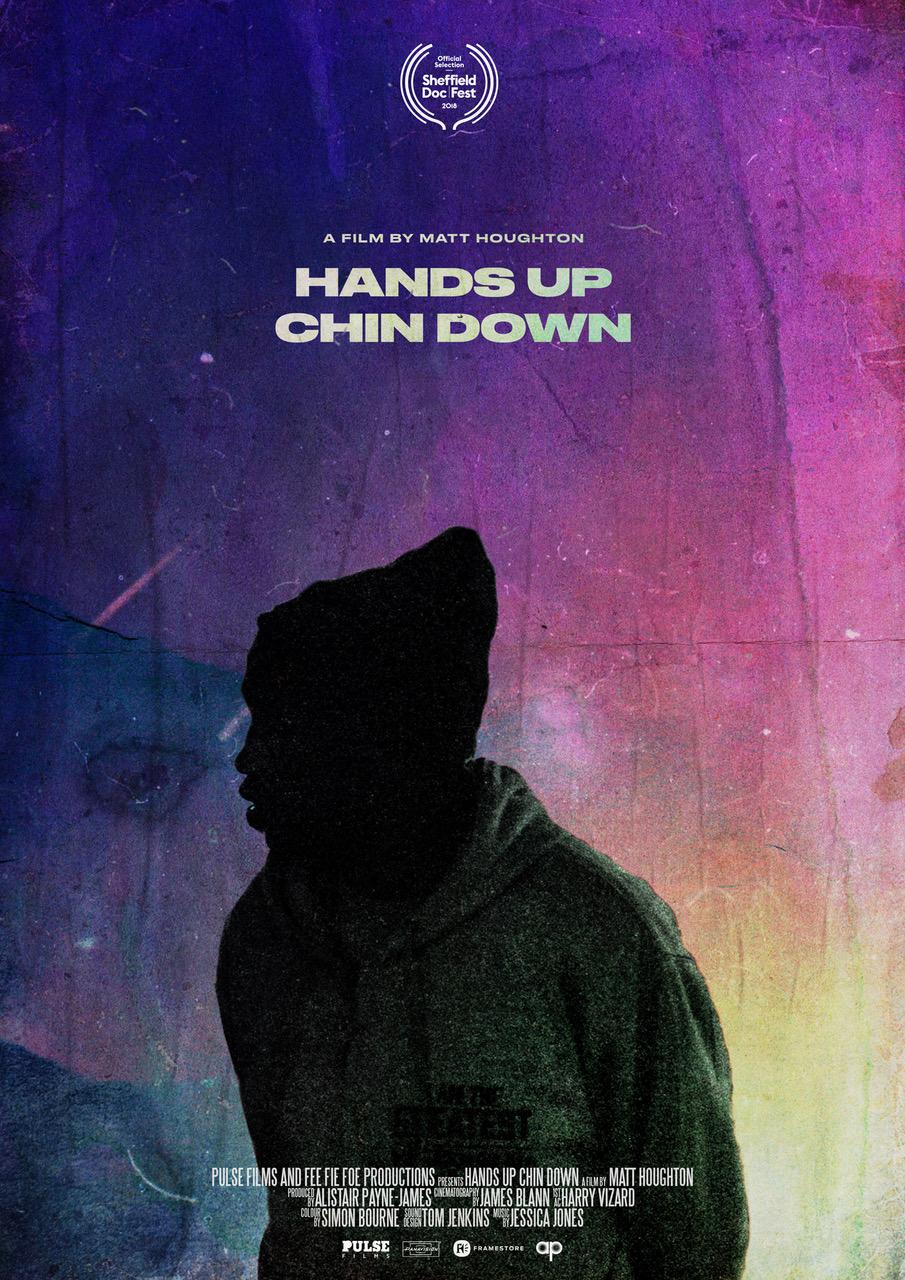 HANDS UP CHIN DOWN // MATT HOUGHTON