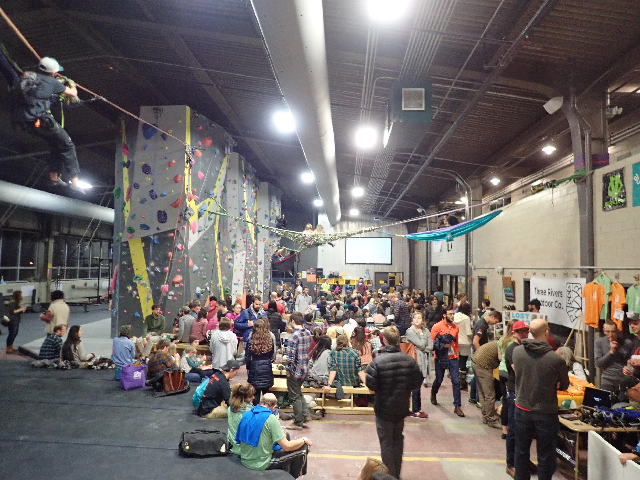 Ascend Gym Screening