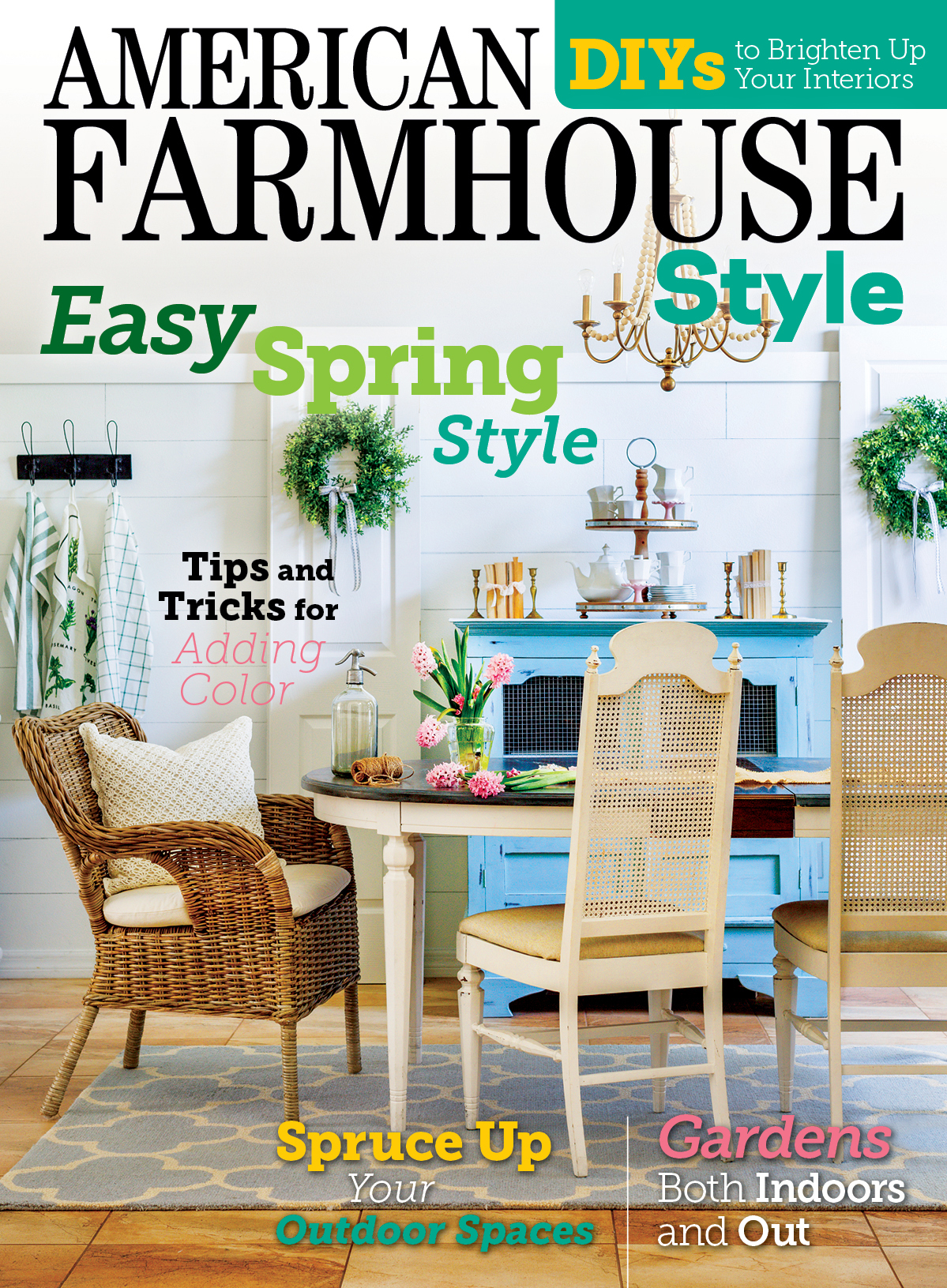 The Lake Austin residence is featured in a 16 page spread in American Farmhouse magazine (March/April 2019) Photographs by Natalie Lacy Lange.