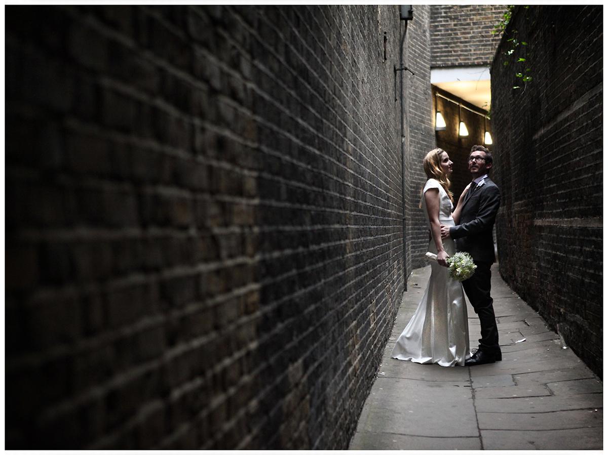 Kristian & Tess, London