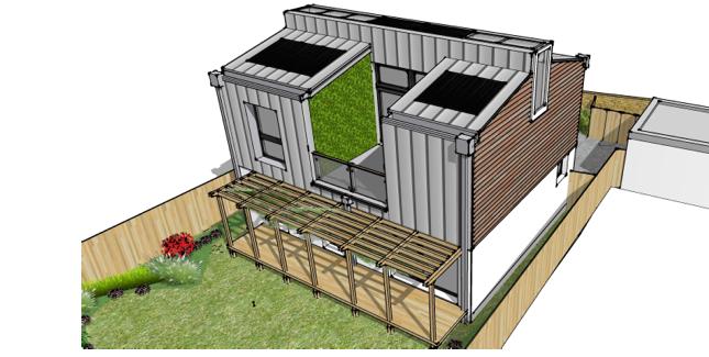 Our role - Passivhaus design, services design, SAP calculations.  Project - new build Passivhaus near Bognor Regis