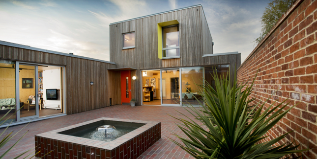 Our role - SAP calculations  The project - new build Passivhaus near Chichester