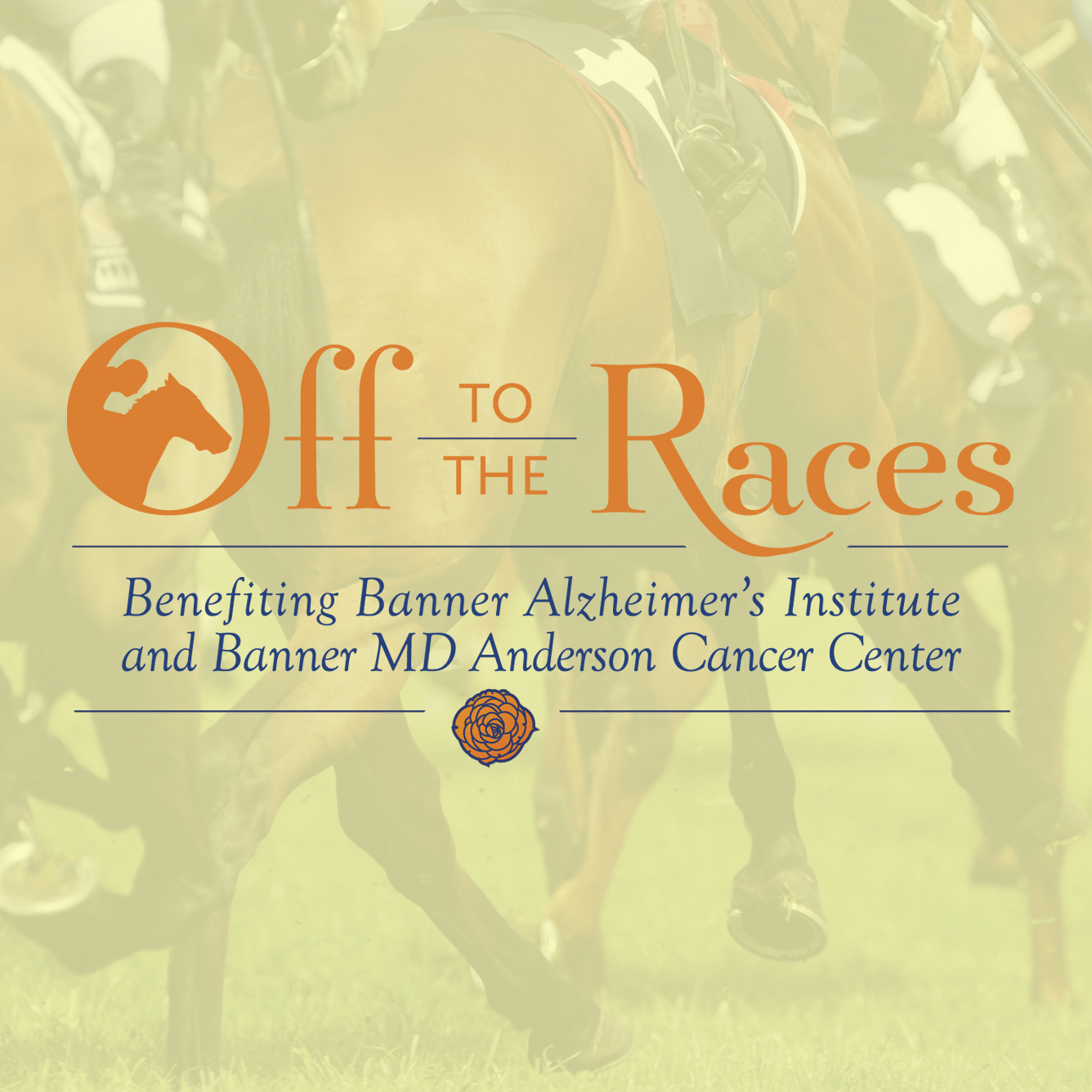 Sommerset Design - Banner Health Foundation Off to the Races