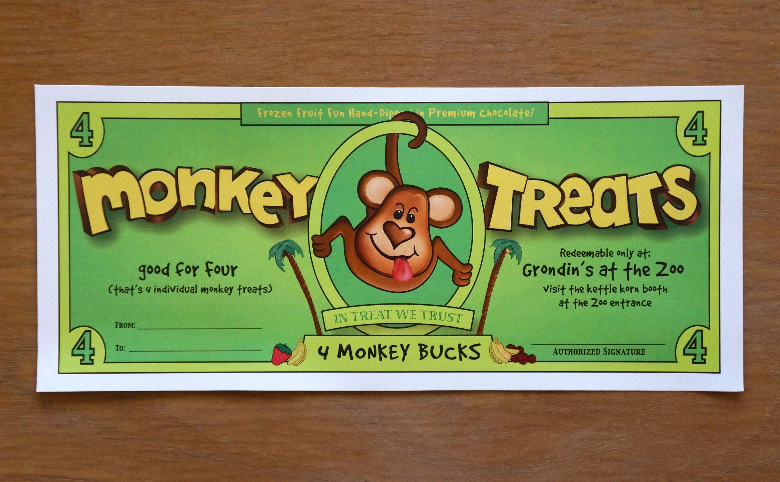 SommersetDesign_WorkPackaging_MonkeyTreatsBucks.JPG